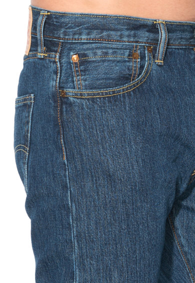 Levi's Jeansi drepti albastri 501® Barbati
