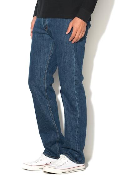 Levi's Сини дънки 501® с права кройка Мъже