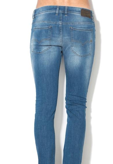 Diesel Jeansi skinny slim fit albastri Sleenker Barbati