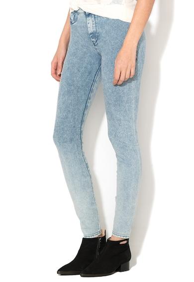 Diesel Бледосин клин-панталон Жени