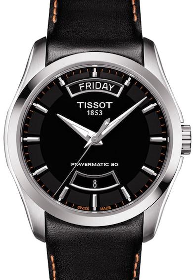 Tissot Man Couturier Automatic Black Watch férfi