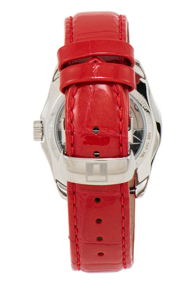 Tissot Автоматичен часовник Couturier в червено Жени