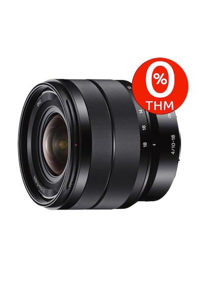 Sony Obiectiv  montura E, 10-18mm, f4 OSS, Negru Femei