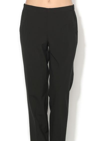 Esprit Pantaloni negri Femei