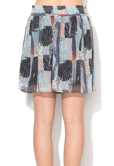 IKKS Цветна пола с шарки и застъпен дизайн Жени