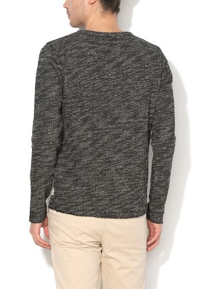 Jack&Jones Пуловер в черен меланж Мъже