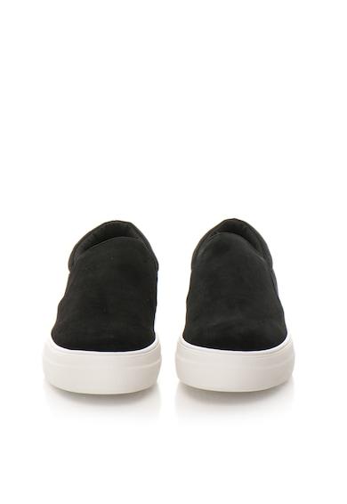 Steve Madden Велурени обувки на равна платформа без връзки Жени