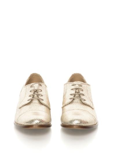 Zee Lane Pantofi Oxford auriu deschis Sibil Femei