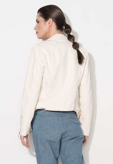 Zee Lane Denim Бяло яке с цип Жени
