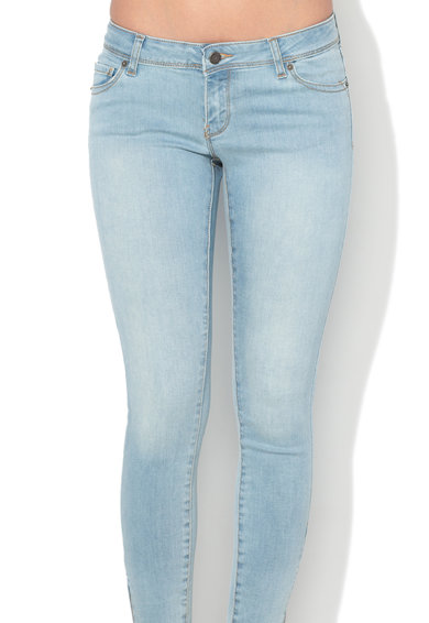 Vero Moda Jeansi slim fit bleu Five Femei