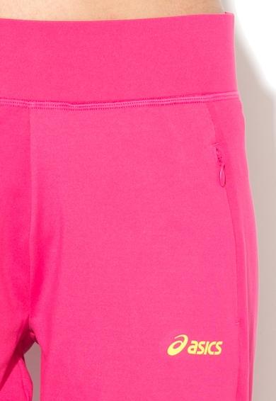 Asics Спортен панталон във фуксия Жени