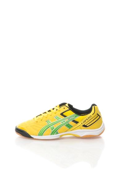 6aa64293889 Жълти спортни обувки за футбол Copero S - Asics (P014Y-0370)