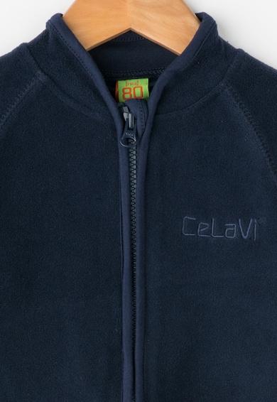 CeLaVi Jacheta bleumarin de fleece Fete