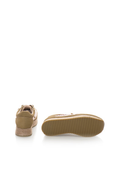 Gioseppo Pantofi sport flatform cu paiete Nikki Femei