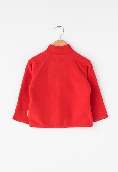 CeLaVi Jacheta rosie de fleece Baieti