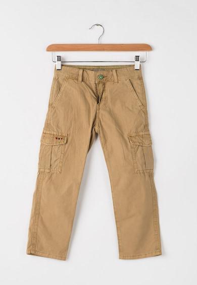 Napapijri Pantaloni cargo maro nisip Baieti