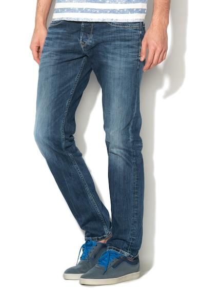 Pepe Jeans London Дънки със стандартна кройка и захабен ефект Мъже