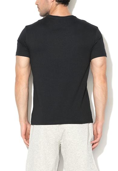 Pepe Jeans London Комплект черни тениски - 2 броя Мъже