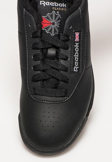 Reebok Classics Pantofi sport de piele sintetica Princess Femei