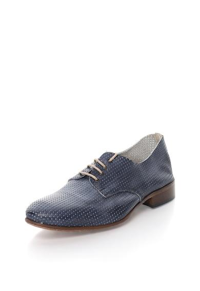 Zee Lane Кожени обувки Derby с перфорации Мъже