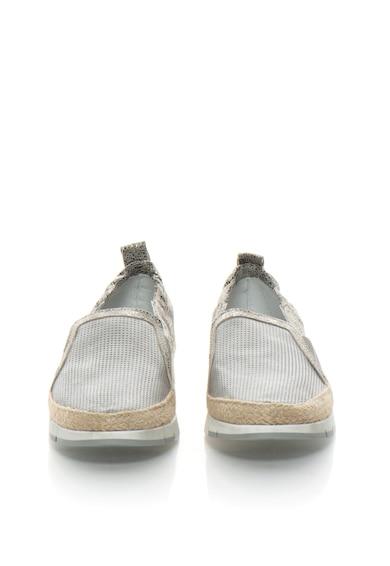 Zee Lane Обувки без закопчаване с метализирани нишки Жени