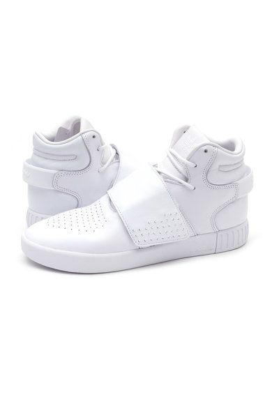Adidas ORIGINALS Pantofi sport unisex cu bareta de piele Tubular Invader Femei