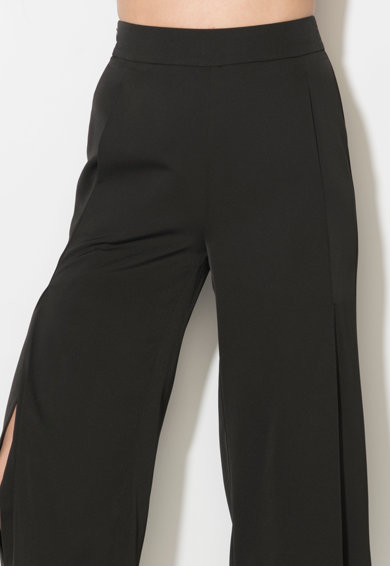 Zee Lane Denim Черна пола-панталон с цепки Жени