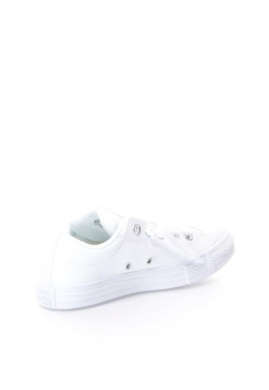 Converse Младежки бели спортни обувки Момичета