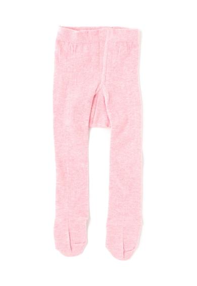 Mala Детски чорапогащи в розов меланж Момичета