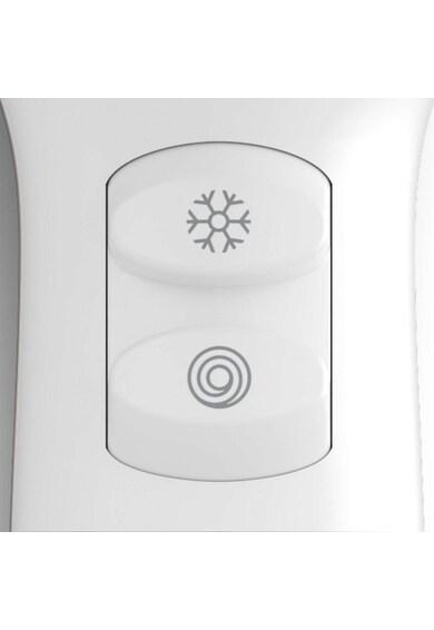 Philips Сешоар  DryCare BHD186/00, 2200 W, Йонизация, 6 нива на температура/скорост, ThermoBalance + Cool shot, Бял Жени