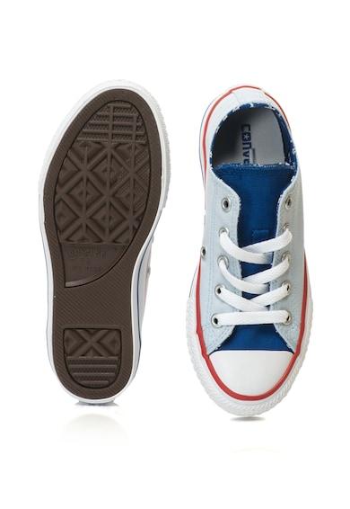 Converse Chuck Taylor All Star Double Tongue Ox plimsolls cipő kontrasztos részletekkel Lány