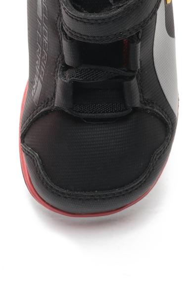 Puma Tenisi negru cu rosu Valorosso Fete
