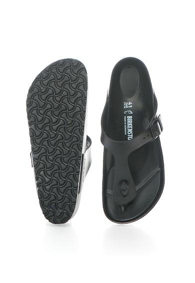 Birkenstock Черни чехли със стандартна ширина Мъже