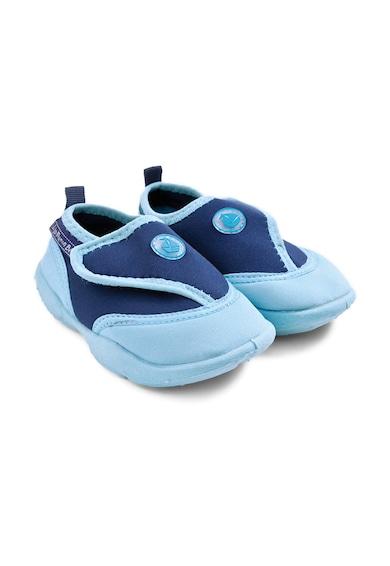 JoJo Maman Bebe Pantofi pentru inot in nuante de albastru Baieti