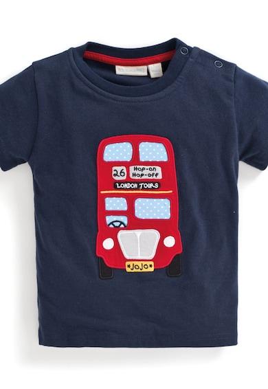 JoJo Maman Bebe Тениска с фигурална щампа Момчета