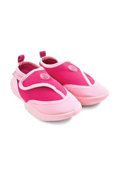 JoJo Maman Bebe Детски плажни обувки в розови нюанси Момичета