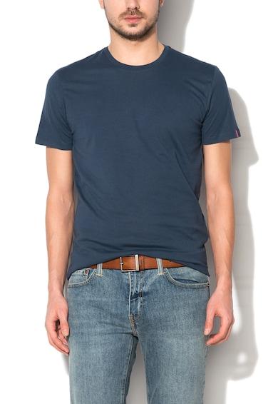 Levi's Set de tricouri slim fit alb cu bleumarin - 2 piese Barbati