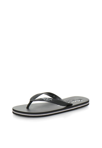 Pepe Jeans London Swimming Fekete Flip-flop Papucs férfi