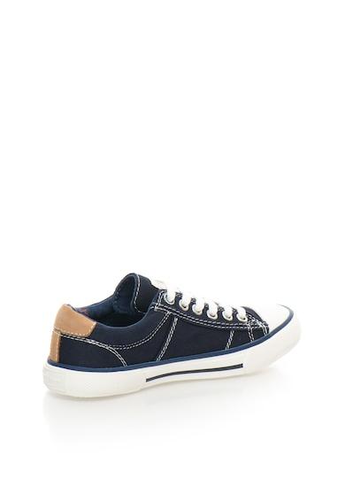 Pepe Jeans London Pantofi sport bleumarin cu alb Serthi Baieti