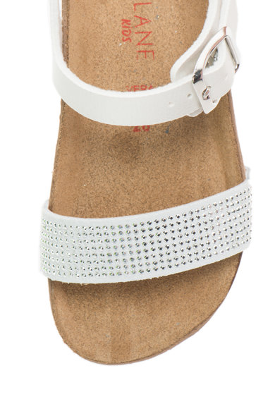 586be9b0ce4 Детски сандали в светлосиво с анатомична стелка - Zee Lane (261037 ...