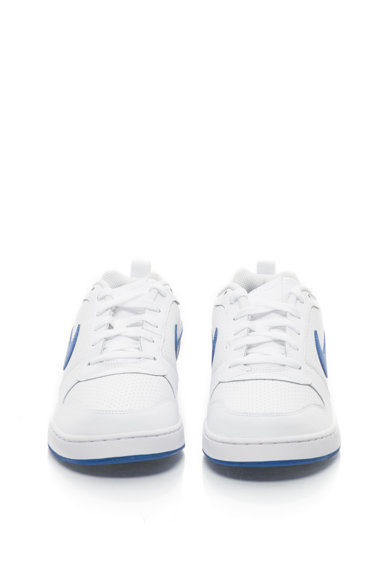 Nike Pantofi sport cu garnituri de piele peliculizata Court Borough Barbati