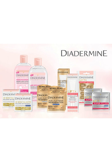 Diadermine Crema de noapte  Lift + Superfiller, 50 ml Femei