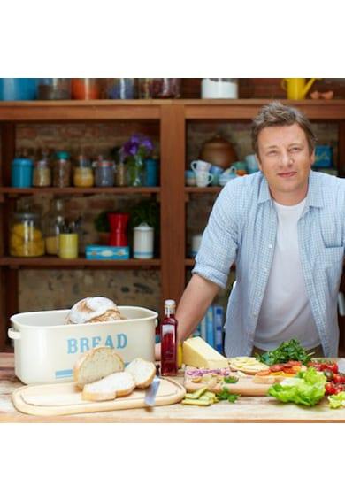 Jamie Oliver Set tocator si cutie depozitare paine  lemn Femei