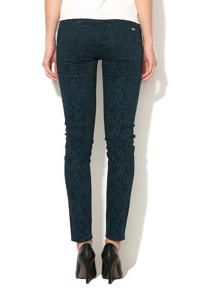 Juicy Couture Прилепнал панталон с екзотична шарка Жени