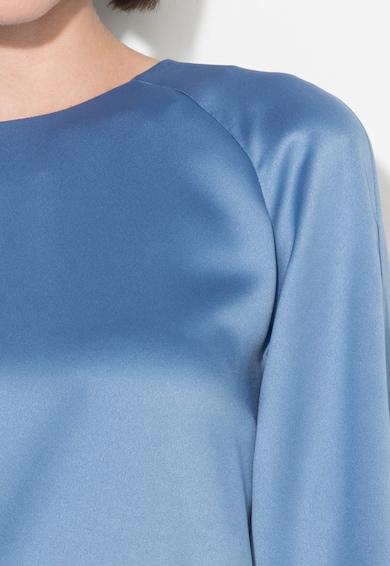 Zee Lane Collection Синя блуза с разкроени ръкави Жени
