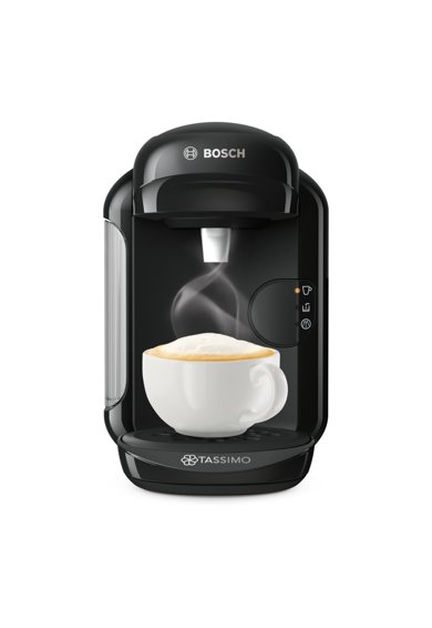 Bosch Tassimo Espressor  Vivy II , 1300w, 3.3 bar, 0.7l , autocuratare si decalcifiere, capsule Femei
