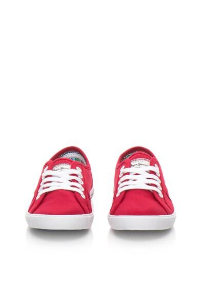 562cc13067 Aberlady Piros Cipő - Pepe Jeans London (PLS30500-245)