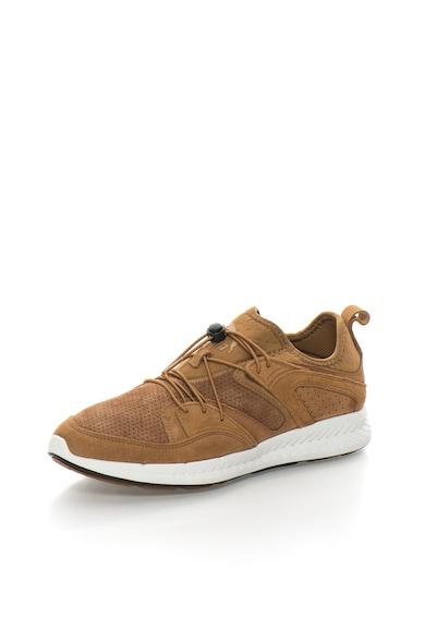 Puma Спортни обувки Ignite Blaze в камел Мъже