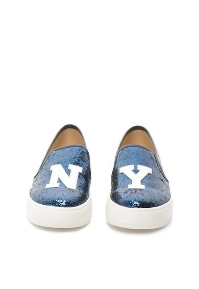 Steve Madden Pantofi slip-on stralucitori NYC Femei
