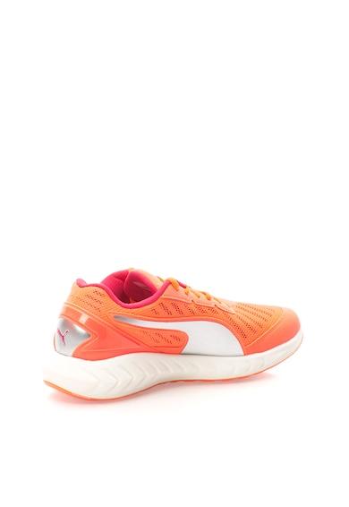 Puma Ignite Ultimate Neon Narancssárga & Ezüstszín Sportcipő női